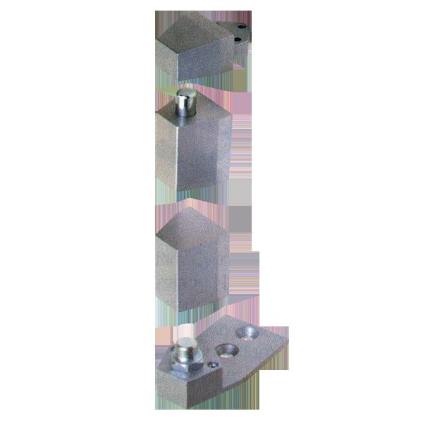 Pivote est ndar descentrado offset - Manillas para puertas de aluminio ...