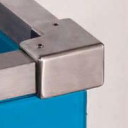 Conector de tubo de 90˚