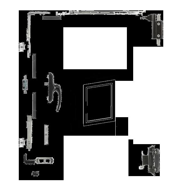 Tilt Amp Turn Kit
